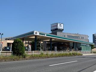 三重トヨペット 津垂水本店の外観写真