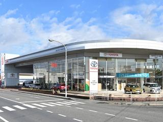 滋賀トヨペット 守山店の外観写真