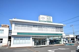 島根トヨペット 松江店の外観写真