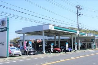 島根トヨペット 安来店の外観写真