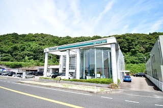 島根トヨペット 益田店の外観写真