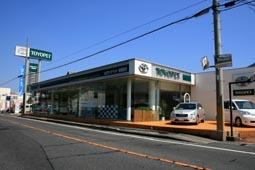 山口トヨペット 南岩国店の外観写真