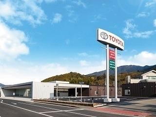愛媛トヨペット ToP Town宇和島の外観写真