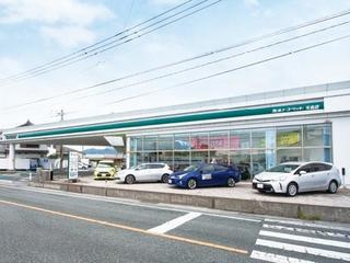 熊本トヨペット 玉名店の外観写真