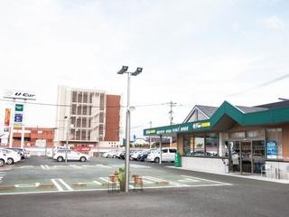 熊本トヨペット BeMaX光の森店の外観写真