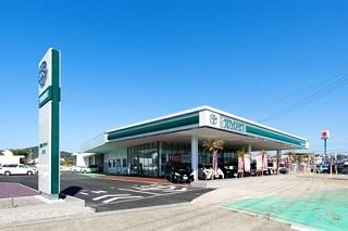 宮崎トヨペット 日向店の外観写真