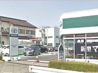 宮崎トヨペット 宮崎南店の外観写真