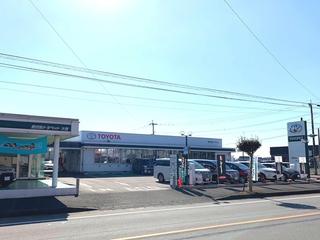 鹿児島トヨペット 大隅店の外観写真