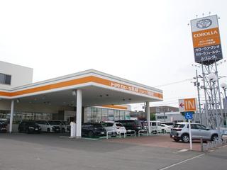 トヨタカローラ札幌 ジョイック東苗穂の外観写真