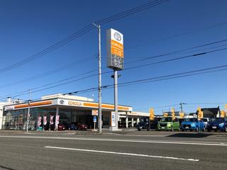 トヨタカローラ札幌 ジョイック江別の外観写真