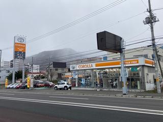トヨタカローラ札幌 手稲店の外観写真