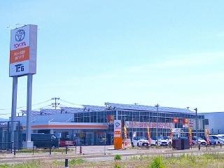 トヨタカローラ岩手 西バイパス店の外観写真