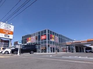 トヨタカローラ岩手 矢巾店の外観写真