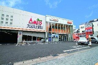 トヨタカローラ宮城 アムシス広瀬通り店の外観写真