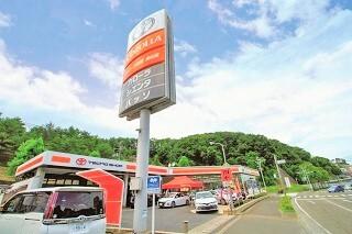トヨタカローラ宮城 黒松店の外観写真