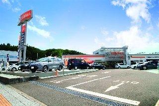 トヨタカローラ宮城 アムシス泉中央店の外観写真