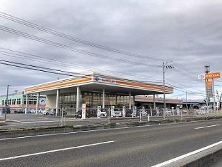 トヨタカローラ宮城 古川店の外観写真