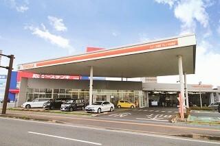 トヨタカローラ宮城 アムシス石巻店の外観写真
