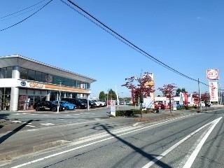 トヨタカローラ山形 大野目店の外観写真