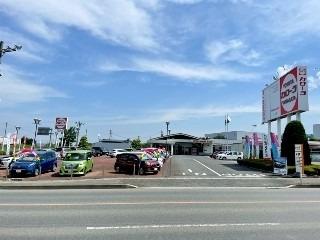 トヨタカローラ山形 上山店の外観写真