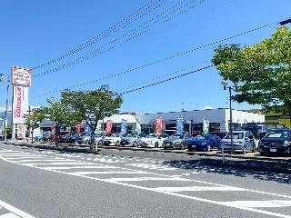 トヨタカローラ山形 酒田泉町店の外観写真
