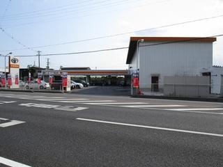 トヨタカローラいわき 湯本店の外観写真