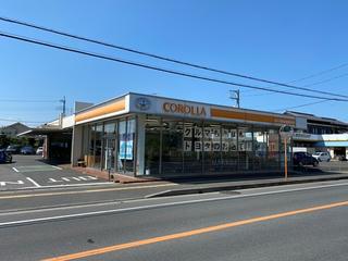 トヨタカローラ新茨城 勝田東石川店の外観写真