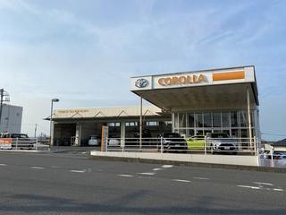 トヨタカローラ新茨城 東海店の外観写真