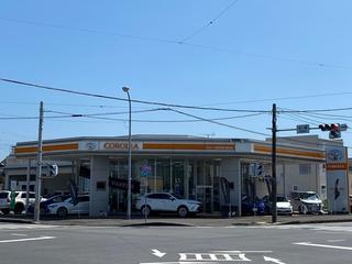 トヨタカローラ新茨城 那珂店の外観写真