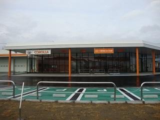 トヨタカローラ南茨城 みどりの店の外観写真