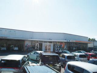 トヨタカローラ南茨城 つくば店の外観写真