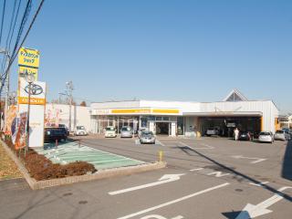 トヨタカローラ南茨城 守谷店の外観写真