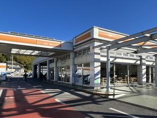トヨタカローラ栃木 U-Car足利店の外観写真