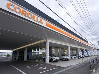 トヨタカローラ埼玉 熊谷店の外観写真
