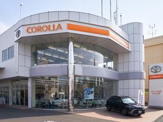 トヨタカローラ埼玉 わらび店の外観写真