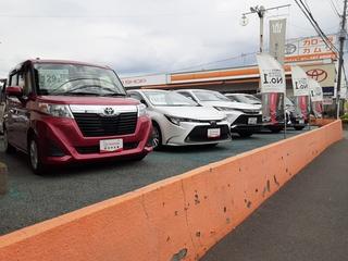 トヨタカローラ埼玉 岩槻城町店の外観写真