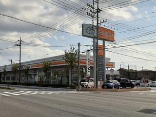 トヨタカローラ埼玉 白岡店の外観写真