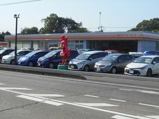 トヨタカローラ新埼玉 東所沢マイカーセンターの外観写真