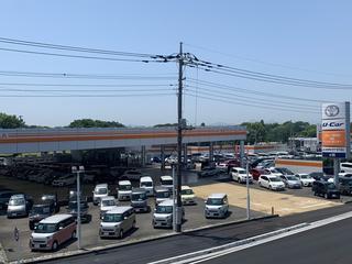 トヨタカローラ新埼玉 本庄マイカーセンターの外観写真