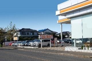 トヨタカローラ千葉 銚子松岸店U-Car展示場の外観写真