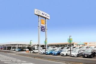トヨタカローラ千葉 都町マイカーセンターの外観写真