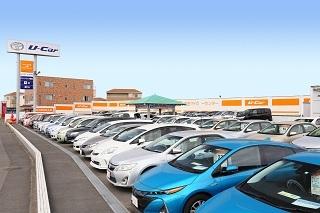 トヨタカローラ千葉 成田マイカーセンターの外観写真