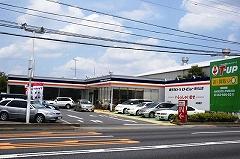 トヨタ東京カローラ U-Car東村山店の外観写真