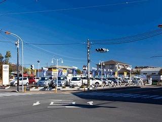 トヨタカローラ神奈川 寒川マイカーセンターの外観写真