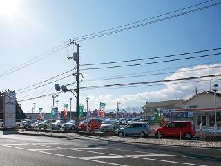 トヨタカローラ神奈川 大井松田マイカーセンターの外観写真