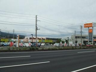 トヨタカローラ静岡 沼津西マイカーセンターの外観写真