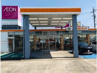 トヨタカローラ愛知 蒲郡店の外観写真