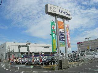 トヨタカローラ愛知 扶桑マイカーセンターの外観写真