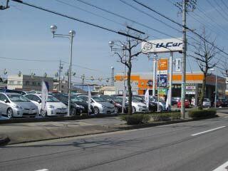 トヨタカローラ愛知 岡崎大樹寺マイカーセンターの外観写真