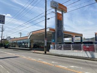 トヨタカローラ愛知 田原マイカーセンターの外観写真